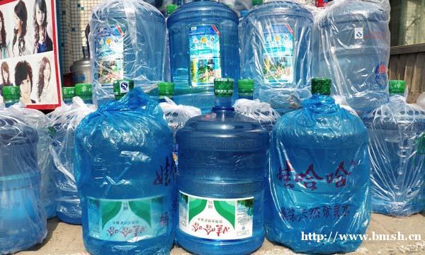 娃哈哈矿泉水 - 桶装水配送