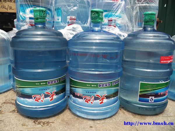 【图】免费送大桶水崂山仰口矿泉水总经销